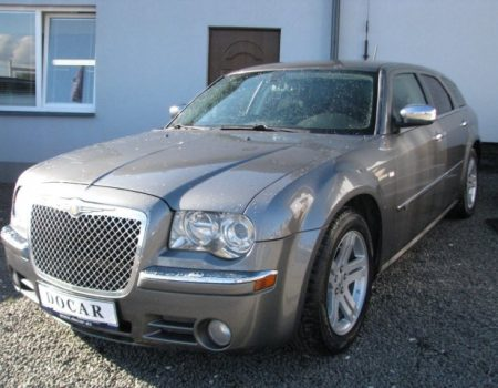 Chrysler 300C 3.0 CRD combi, TOP, ZÁRUKA