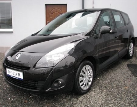Renault Grand Scénic 1.5 DCI Expression,TOP,ZÁRUKA