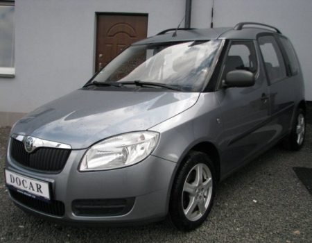 Škoda Roomster 1.4 TDI Plus Edition, Záruka