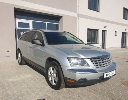 Chrysler Pacifica 3.5 V6, ZÁRUKA