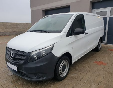 Mercedes-Benz Vito 111 CDI Long, ZÁRUKA