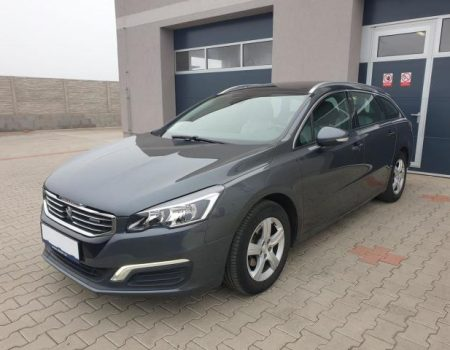Peugeot 508 1.6 HDI Business Pack, ZÁRUKA